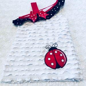 ❤️NWOT Adorable little girls dress ❤️